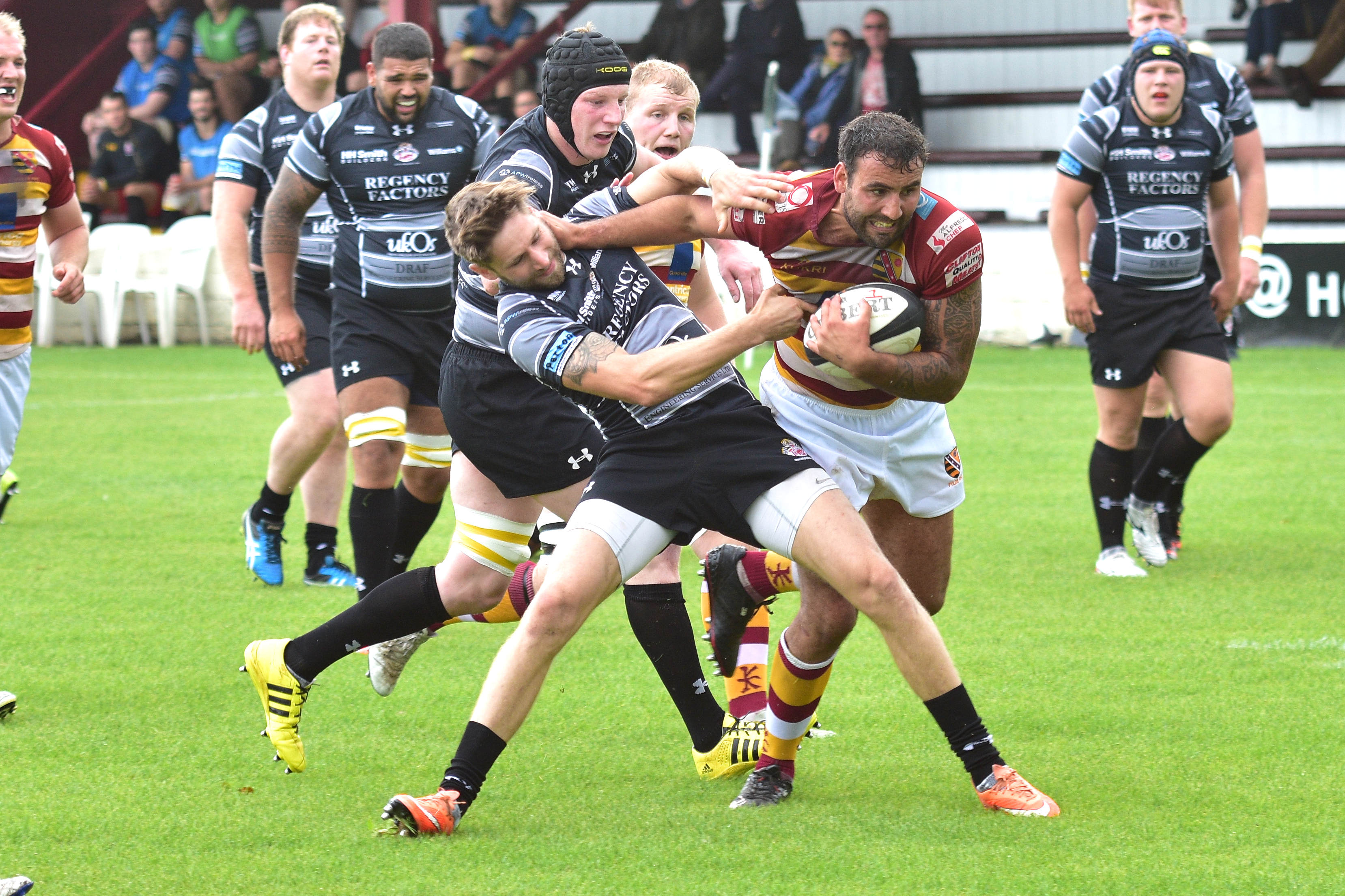 Fylde name squad for Sedgley Tigers game on Saturday
